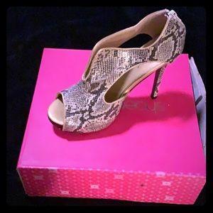 4in heels